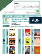 Club de Lectura Fàcil 2013-14