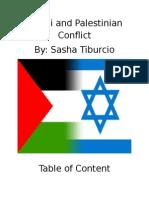 israeli and palestine proposal