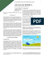 Informe Energia Termosolar