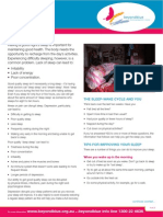 beyond blue sleep well pdf