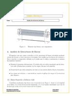 Análisis de Estructuras de Barras