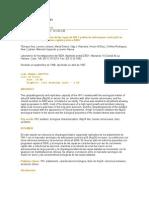 Aislamiento, Caracterizacion de Las Cepas de VIH-1 y Titulo de Anticuerpos Contra p24 en Seropositivos Con Progresion Rapida y Lenta a SIDA