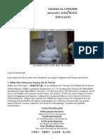 Bodhi Vihara Newsletter No. 1-2553 (2010)