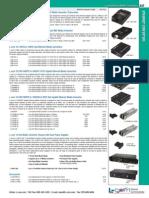 2K15M1 247 L Com Ethernet Media Converters