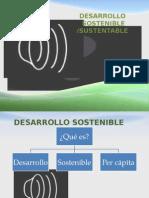 Diapositivas de Desarrollo Sostenible
