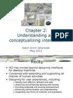 Chapter 2 Understanding Interaction