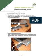 Registros de Manejo de Hardware y Software