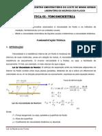 Pratica 01 - Viscosimetria