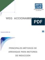 52 Weg Metodos de Arranque de Motores Presentacion