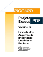 PEF-V14-Ver1.5.2 - Layouts Dos Arquivos de Importacao de Usuarios e Pedidos