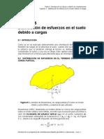 CapÃ-tulo 5 - Distribución de esfuerzos en el suelo debido a cargas (1)