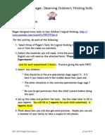 piagets task observation form 2
