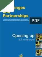 Challenges Partnerships Blue
