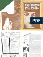 Revista La Mandrágora y el pirata núm. 10