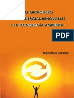 El Microlibro de Las Energias Renovables y La Tecnologia Ambiental