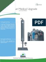 Oxymat Medical Upgrade