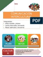 Capacitación Intercultural