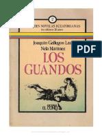Joaquin Gallegos Lara Los Guandos