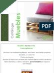 Catalogo Muebles Reciclados 2015
