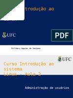 aula 3 - Linux
