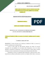 Lo Bello Commissione Rifiuti 27 03 15 Cannova Sansone Gullo Lupo Assessorato Ambiente i Disfaciimento