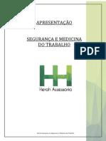 Apresentação Herah Assessoria em Segurança e Medicina do Trabalho