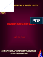 Licuacion de Suelos Peru-PPT