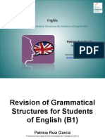 English course first level