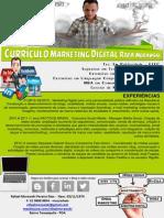 Currículo Criativo Marketing Digital Porto Alegre