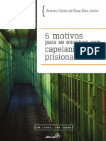 5 Motivos Para Se Envolver Com Capelania Prisional - E-book