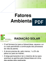 Fatores Ambientais