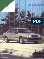 1990 Volvo 740 Turbo