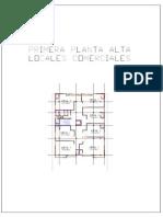 Planta Alta Uno- Locales Comerciales