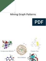 Mining Graph Patterns