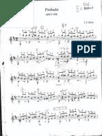 Bach - Preludio Fuga y Allegro