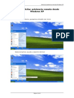 Asistencia Remota Windows Xp