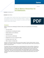 Supply Chain Guide to Metric 270870