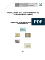 PEEC 2013 Enteroparasitos