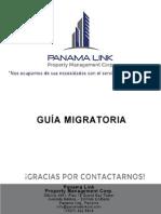 Guia Migratoria - Panama Link