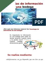 Tecnología de Información de Una Bodega