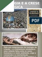 Teologia e a Crese Ecológica