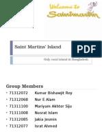St Martins' Island