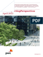 Pwc Reporting Perspective April 2015