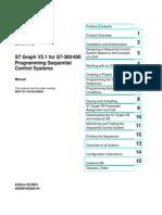 S7 Graph SFC Siemens
