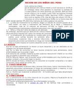 LA DESNUTRICION EN LOS NIÑOS DEL PERU.docx