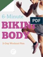 3 Day Bikini Body Workout Plan Free Download