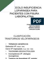 Odonto Insuficiencia Velofaringea Fisurados