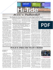 Hi-Tide Issue 7, May 2015