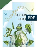 Clase 22 - Impacto Ambiental