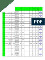 Catalogo Geral de Eventos 2015